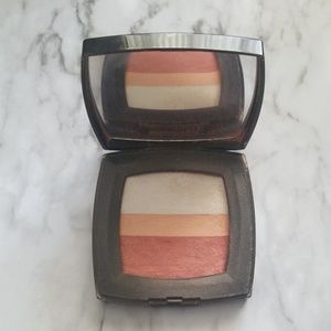 Chanel blush highlight duo
